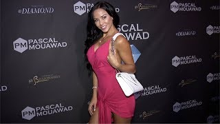 "Melissa Riso ""Caviar, Champagne & Diamonds"" Mansion Party Black Carpet"