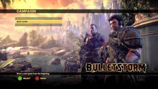 Bulletstorm: Walkthrough - Part 1 [Prologue] - Intro - Let