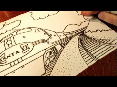 Drawing and Talking - ASMR - Sleep Aid
