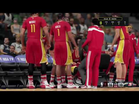 NBA 2K16 S3 - Aiming 4 Our 17th Win In A Row Against The Utah Jazz + Career Milestone