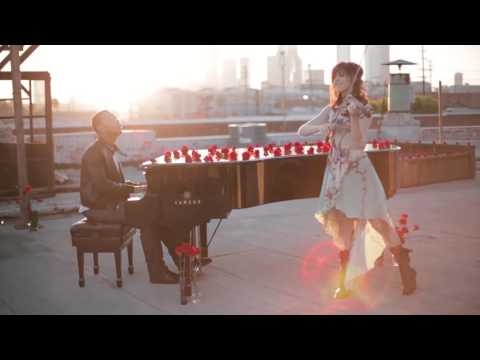 All Of Me -  John Legend feat Lindsey Stirling (Piano & Violin Version)