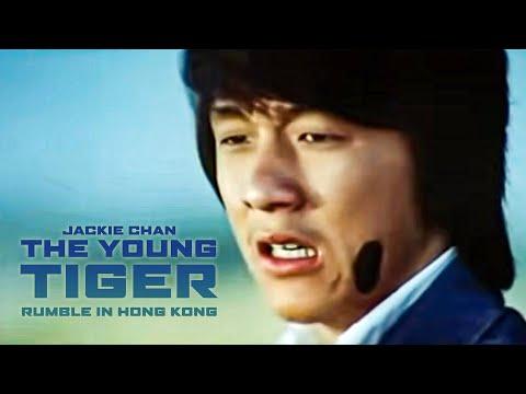 The Young Tiger - Rumble in Hong Kong (Actionfilm mit Jackie Chan, ganzer Film auf Deutsch)