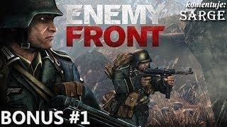 Zagrajmy w Enemy Front (BONUS #1) - Saint-Nazaire