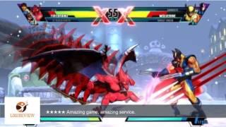 Ultimate Marvel vs. Capcom 3 [Japan Import] | Review/Test