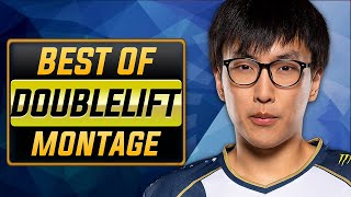 """Doublelift """"The Unstoppable"""" Montage   Best of Doublelift 2019"""
