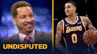 Chris Broussard reacts to Kyle Kuzma