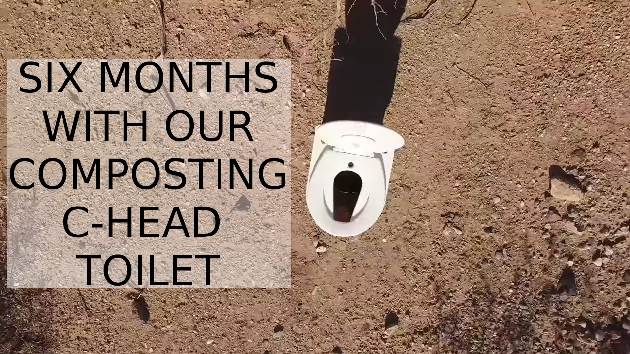 Camping Composting Toilet : Composting toilet experience youtube