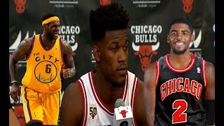 KYRIE AND LEBRON LEAVING CLEVELAND? (D'angelo Russell, Dwight Howard trades, more)