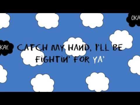 Grouplove- Let Me In Lyrics (TFIOS soundtrack) (ft Clips)