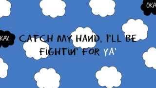 Grouplove- Let Me In Lyrics (TFIOS soundtrack) (ft.TFIOS Clips)