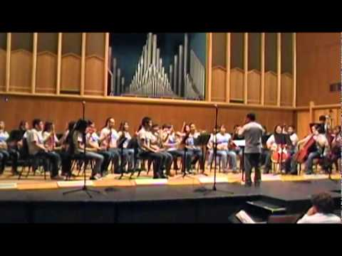 Forum Music Festival 2011 (Window Rock High School and Tsehootsoi Middle School)