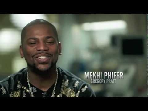 Mekhi Phifer remembers ER