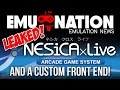 EMU-NATION: The Nesica xLive Game Leak +Fanmade Front-End