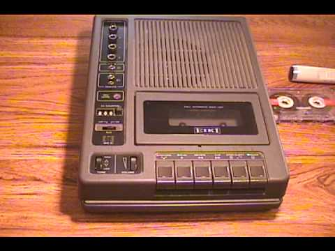 Eiki Model 3279a School Cassette Tape Recorder