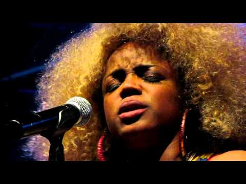 Leela James, Sunday Kind Of Love, Highline Ballroom, NYC 7-18-12