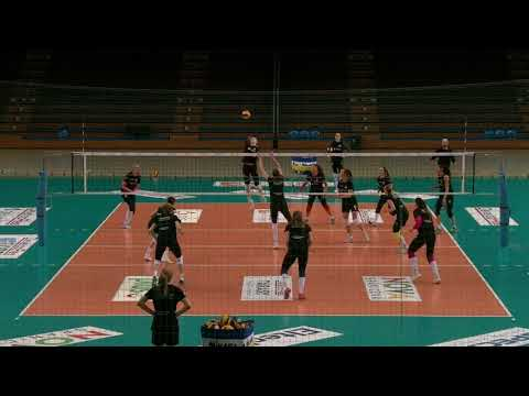 Barbara Zakościelna OUTSIDE HITTER season 2018-2019 Highlights practices
