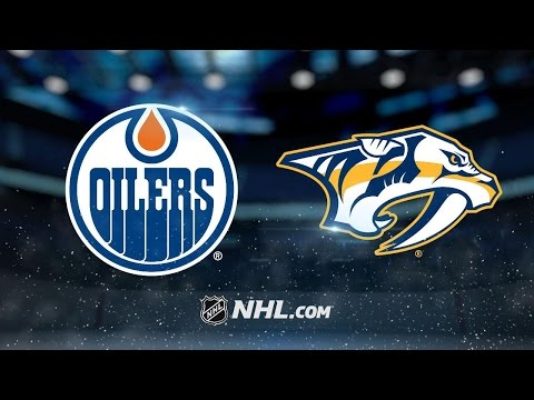 Preds ride hot power play to 5-4 win over Oilers