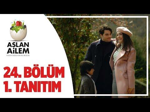 Aslan Ailem 24. Bölüm 1. Tanıtım (Her Pazar 20:00'de TRT1'de)