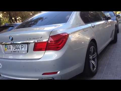 Lux Cars Silver BMW AWT Active Hybrid Luxury Turbo HD