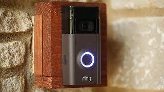 مراجعة للجرس الذكي Ring Video Doorbell 2