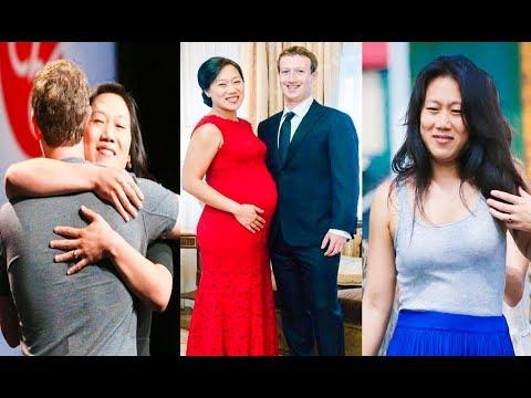 Priscilla Chan   Mark Zuckerberg's New Wife - 2018