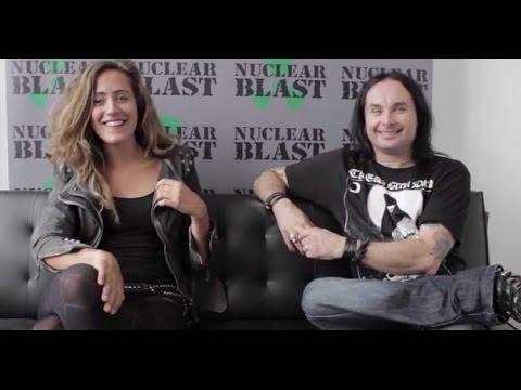 Devilment: Dani Filth And Lauren Francis Talk Their Favourite Tim Burton Film