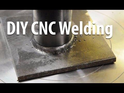 "DIY CNC Welding & 3D Metal ""Printing"""
