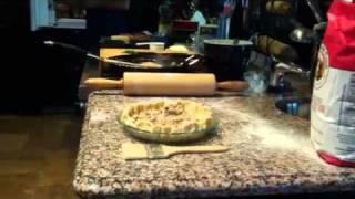 Hillshire Farm Savory Sausage,mushroom Quiche