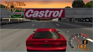Gran Turismo 1 Sony Playstation - License International A -Class