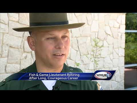 Fish And Game Lieutenant Retires After Long Career