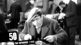 Rafael Sarmiento: El delator (The Informer, 1935)