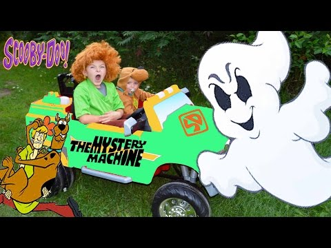 Cartoon Network Scooby Doo and the Ancient Watch Outdoor Kids Adventure Video