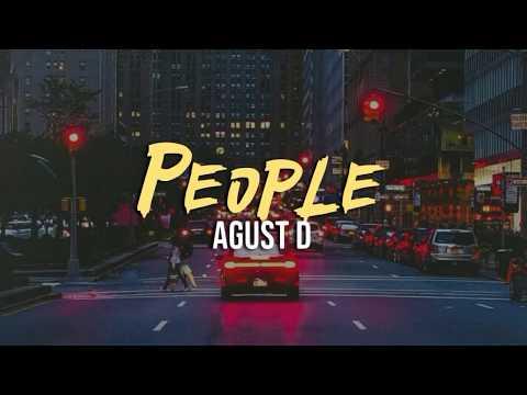 Agust D - People [INDO LIRIK]