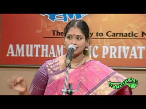 Ranjani Mala  - Nithyashree Mahadevan -  The Concert (Full Track)