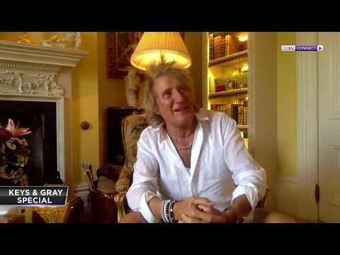 Rod Stewart   Keys & Gray Show - Episode 43