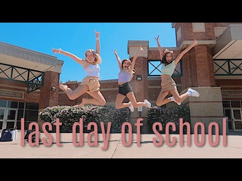 My Last Day Of High School  ~vlog~
