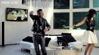 Romania - \Playing with Fire\ - Eurovision Song Contest 2010 - BBC One
