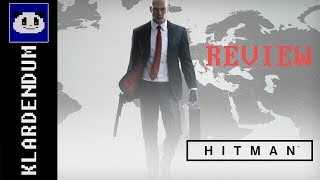Quick review: HITMAN - Game of the Year Edition