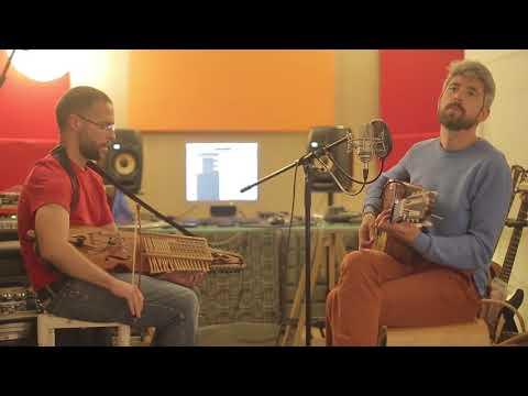 """João da Ilha & Vasco Ribeiro Casais • """"O Sol"""" Trad. Açores (Ao Vivo em Estúdio)"""