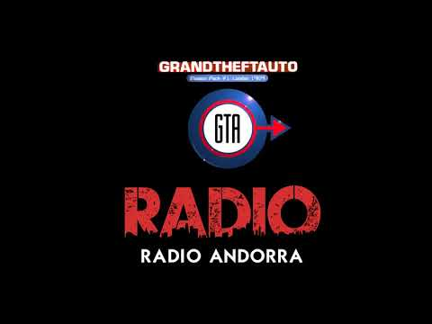 Grand Theft Auto 1 - London 1969 - Radio Andorra