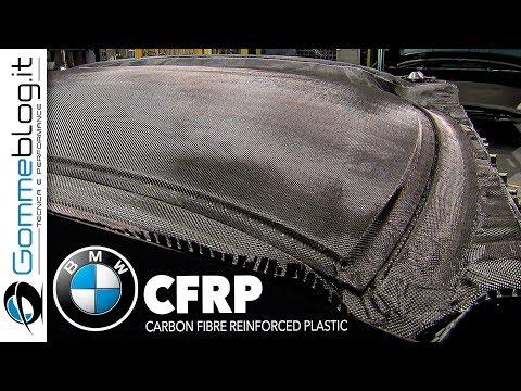 BMW Carbon Fibre (CFRP) - PRODUCTION