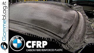 BMW Carbon Fibre (CFRP) - PRODUCTION