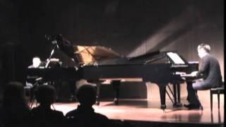 """2台ピアノ バルボア Julio Barbosa """"Crepusculo"""" (Twilight) arr by R. Gnattali ロイド・オールウィン 検索動画 7"""