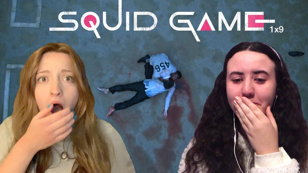 """Download THE BIGGEST BETRAYAL YET!   Squid Game - Season 1 episode 9 """"One Lucky Day"""" reaction (SEASON FINALE)"""