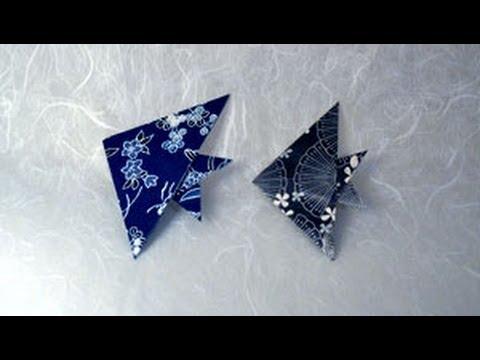 Origami Sun Fish Instructions: www.Origami-Fun.com - YouTube - photo#28