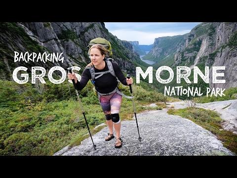 Backpacking Gros Morne National Park, Newfoundland