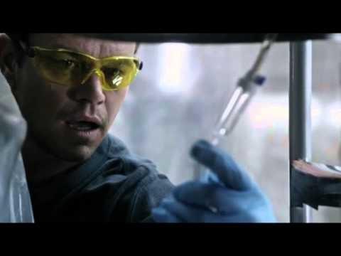 The Martian - Best Scene - Matt Damon Blows Up