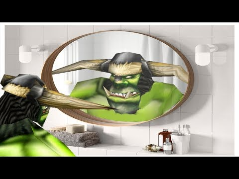 Orc Mirror