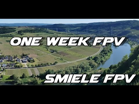 Фото One Week of FPV | Have fun and fly safe! :)