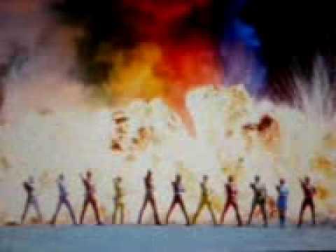 Power Ranger: Power Rangers Tormenta Ninja